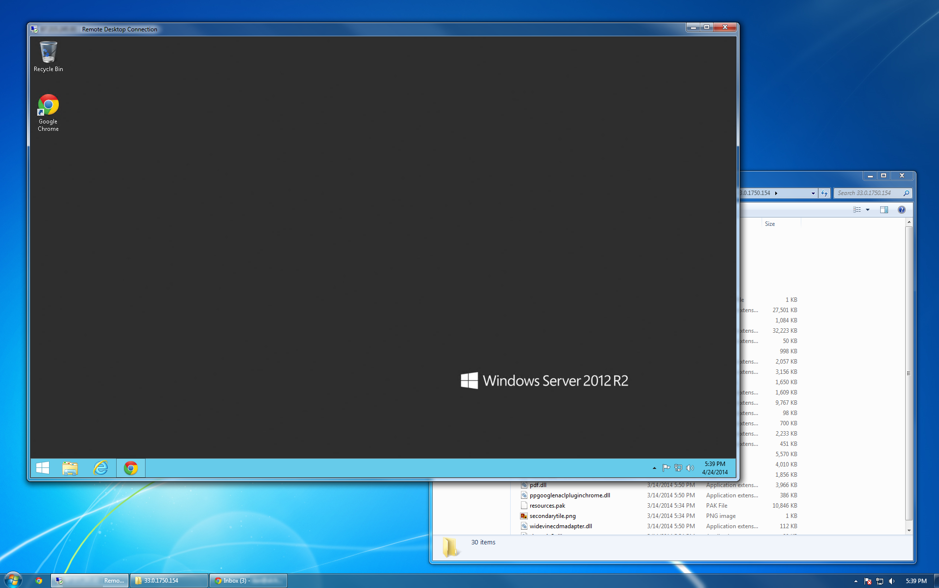 Серверы Windows VPS