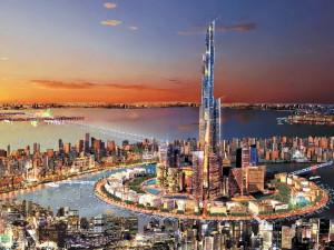 Строительство небоскребов и планы на будущее
