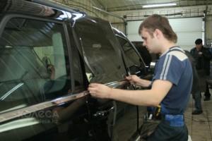 Тонировка и ремонт стекол автомобиля