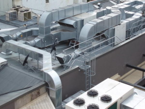Вентиляционные системы на производстве