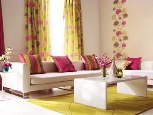 Выбирам цветовое решение в гостиной
