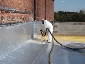 Гидроизоляция рулонным материалом крыш, подвалов и цокольных этажей