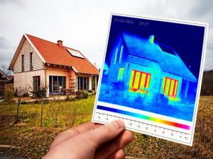 Как дом теряет тепло