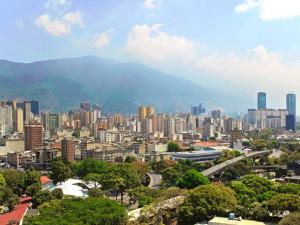 Каракас: море и горы