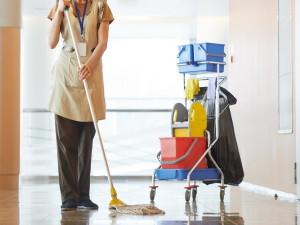 Клининг - уборка офисных и нежилых помещениях