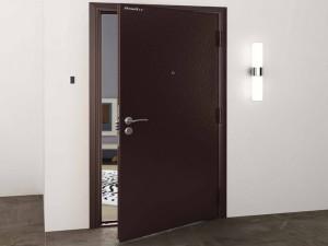 Металлические дверные конструкции