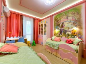 Несколько советов по ремонту детской комнаты