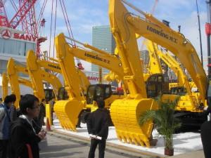 О строительной технике китайских производителей.