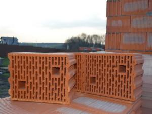 Поризованные крупноформатные блоки