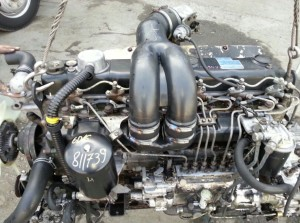 Судовые двигатели Mitsubishi