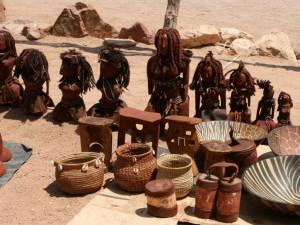 Сувениры из Намибии
