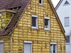 Теплоизоляция стен деревянного дома