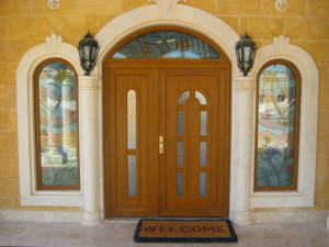 Входные двери современности