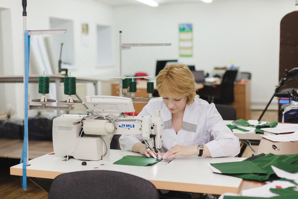 Ткани и материалы для пошива спецодежды
