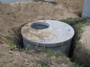 Выгребная канализация