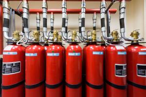 Системы оповещения и пожаротушения