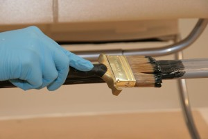 Теплоизоляционные краски для металла