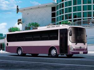 Автозапчасти к автобусам марки Hyundai
