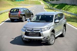 Mitsubishi Pajero Sport нового поколения стал доступен российским покупателям