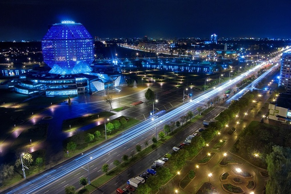 Мой город - Минск