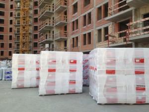 Поставки строительных материалов