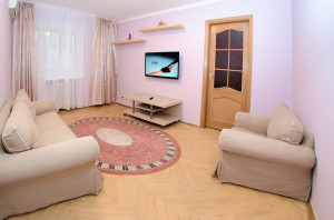 Посуточная аренда квартиры в Киеве