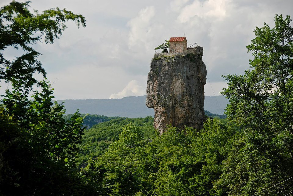 Сказочная Грузия