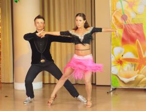 Уроки танца Сальса (Salsa)