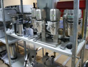 Качество приобретенного пищевого оборудования