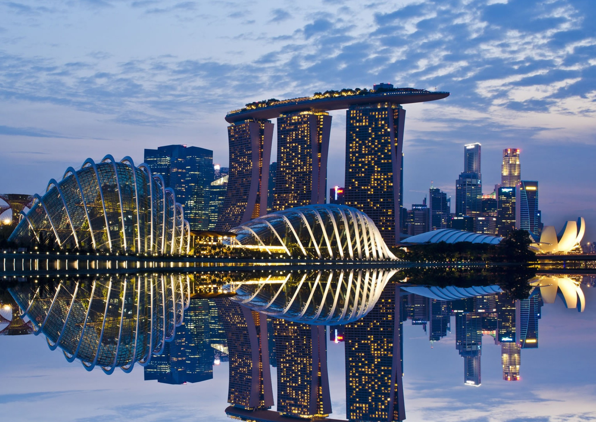 Как недорого отдохнуть в самом дорогом городе мира - Сингапуре