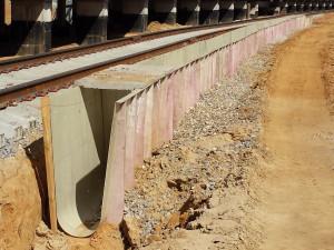 Лотки БИОЛОТ для железных дорог