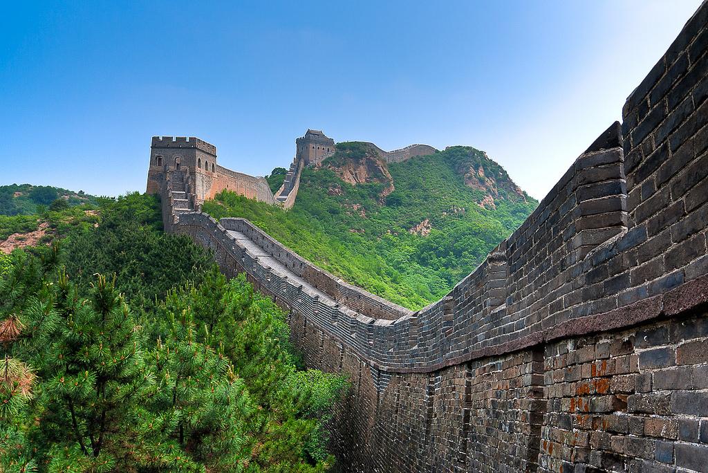картинки великая китайская стена