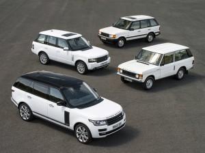 История Land Rover