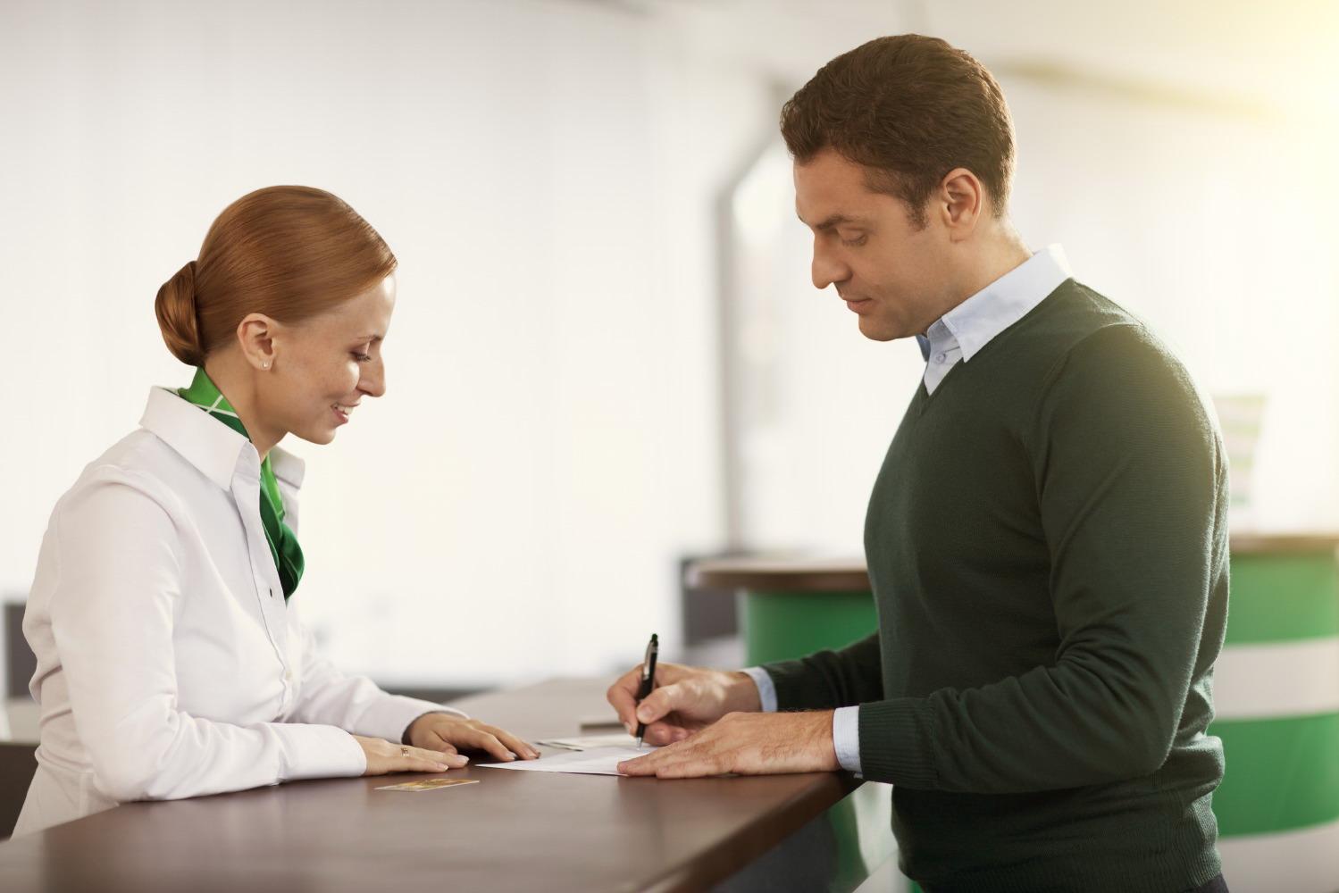 На какую сумму можно получить кредит в сбербанке получить диагностическую карту на автомобиль в сзао