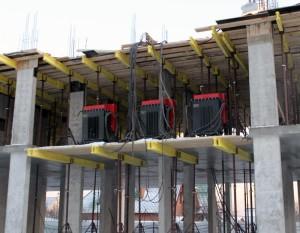 Роль станций прогрева бетона при строительстве