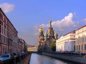 Вы, наконец, собрались в Петербург?