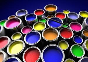 Выбор краски для внутренних и внешних работ