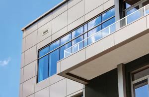 Фасадный керамогранит прослужит десятилетия