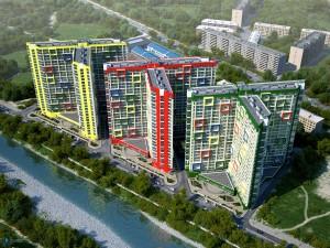 Недвижимость в Сочи — новые квартиры на берегу моря