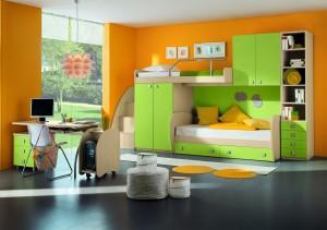 Удобная мебель в практичном способе хранения вещей