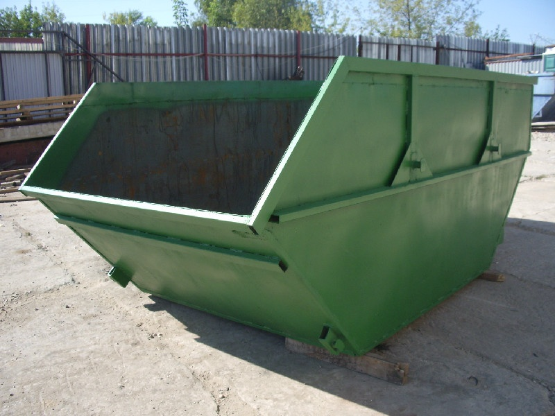Аренда мусорного контейнера: удобство и оптимизация денежных средств