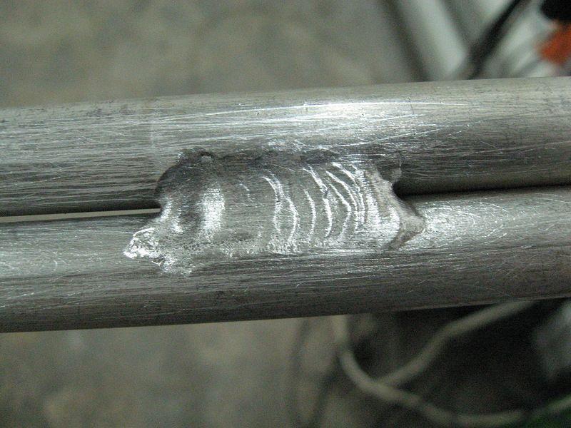 Особенности сварки алюминия