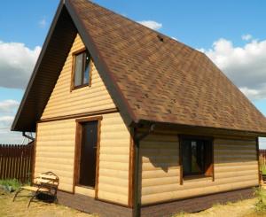 Блок-хаус из лиственницы от ЛЕСШОП