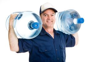 Доставка воды в офис и на дом