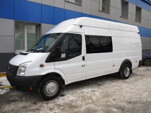 Грузовой микроавтобус Ford Transit