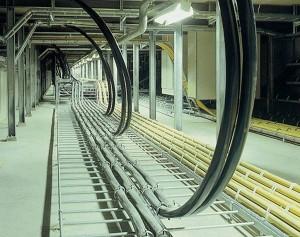 Кабеленесущие конструкции для монтажа инженерных систем