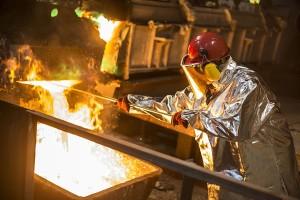Крупная европейская сталелитейная компания Thyssenkrupp хочет изменить свою деятельность