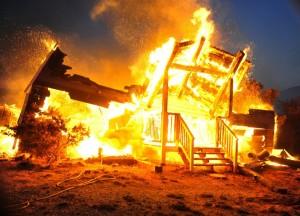 Оценка ущерба от пожара