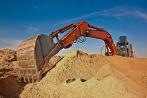 Строительный песок и его добыча