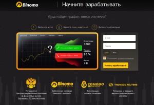 Binomo - бинарные опционы